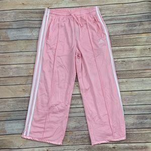 NWT Adidas Pink Capris